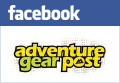 Like our Adventure Gear Post fan page
